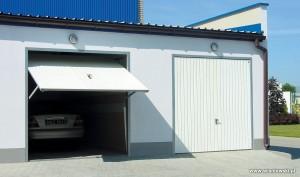Brama garażowa uchylna Częstochowa