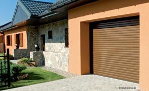 Brama garażowa w Częstochowie