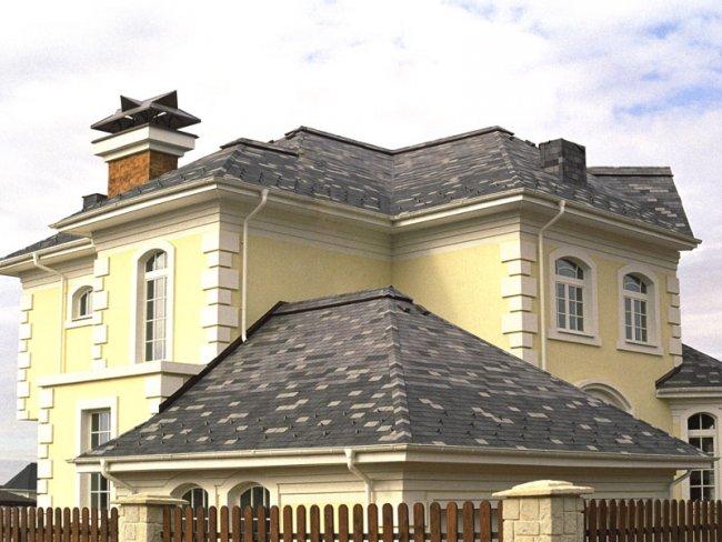 Pokrycia dachowe i materiały budowlane